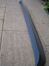back door extension / rearspoiler